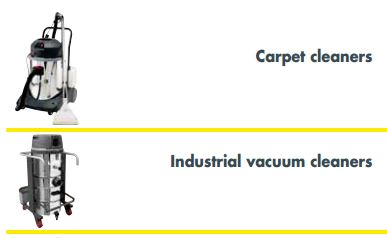 CARPET AND INDUSTRIAL VACUUM